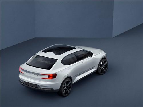 Volvo зарегистрировала индекс для новой модели