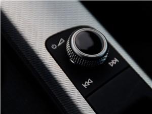 Audi A4 2016 джойстик управления аудиосистемой
