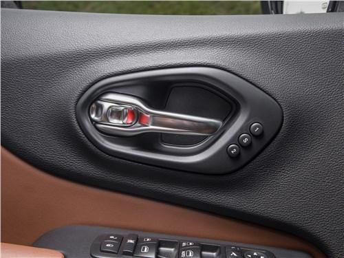 Предпросмотр jeep cherokee 2019 внутренние ручки дверей