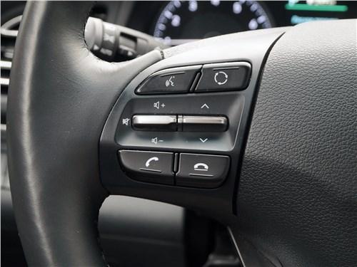 Hyundai Elantra 2019 руль