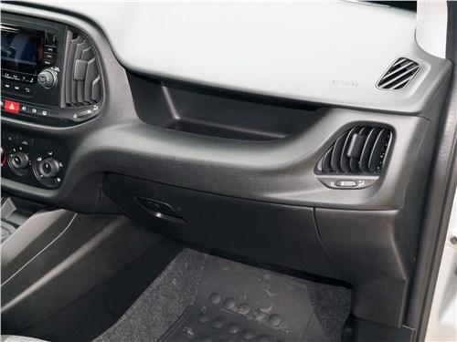 Fiat Doblo 2015 салон