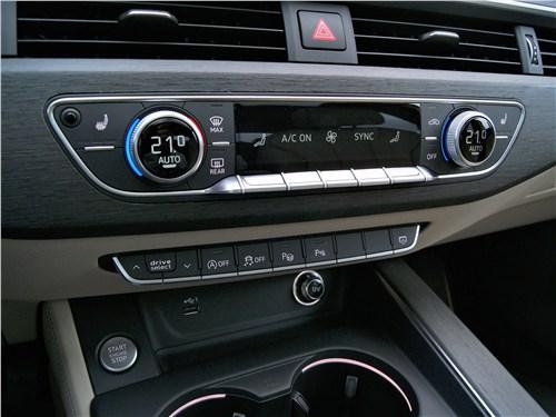 Audi A5 Sportback 2020 панель системы климат-контроля