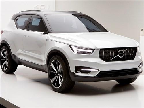 Volvo рассказала об интерьере нового кроссовера