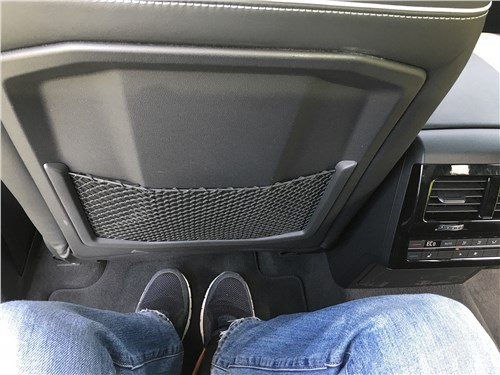 Предпросмотр volkswagen touareg r-line (2021) задний диван