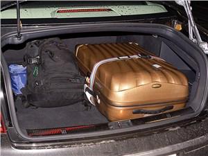 Предпросмотр volkswagen phaeton 2011 багажное отделение