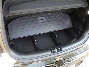 Kia Soul 2014 багажное отделение