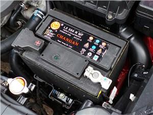 Changan Eado 2014 аккумулятор