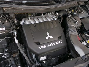 Предпросмотр mitsubishi outlander 2014 двигатель