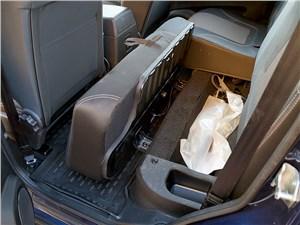 UAZ Pickup 2014 задний диван