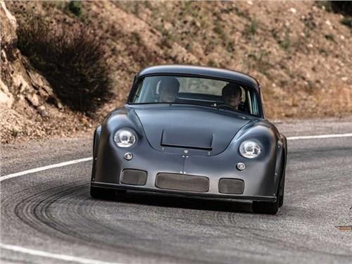 Новость про Porsche - Скрестили два Porsche-получили хот род