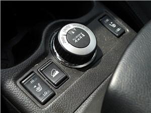 Nissan X-Trail 2014 селектор режимов полноприводной трансмиссии