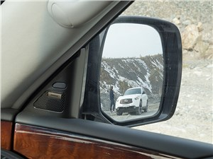 Infiniti QX80 2015 боковое зеркало