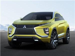 Mitsubushi eX concept 2015 Взгляд в будущее