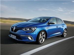 Новый Renault Megane - Renault Megane 2016 Европейская штучка