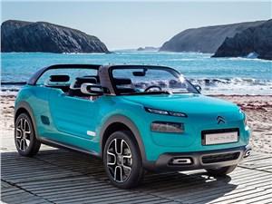 Citroen Cactus M concept 2015 На пляж