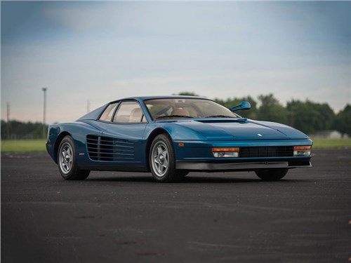 Ferrari лишилась прав на имя Testarossa