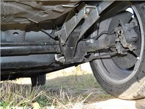 Предпросмотр dfm h30 cross 2015 задняя подвеска