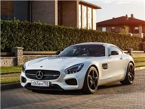 Mercedes-Benz AMG GT - mercedes-amg gt s 2015 не сойти б с ума…
