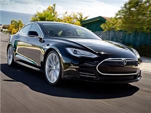 Tesla Motors отзывает 90 тысяч электрокаров