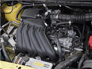 Предпросмотр nissan juke 2015 двигатель