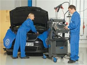 Новость про Volkswagen - Volkswagen опубликовал план сервисных работ над дизельными двигателями