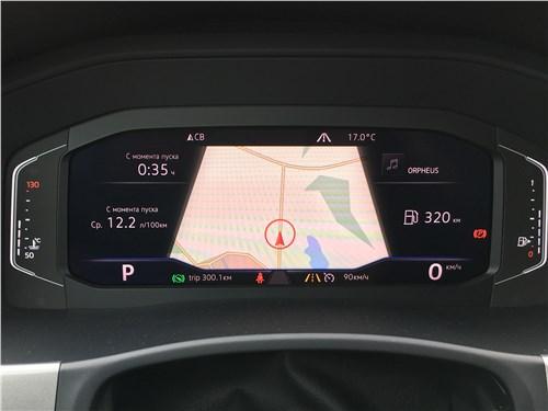 Volkswagen Teramont 2018 монитор