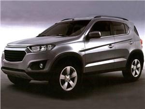 «GM-AvtoVAZ» показал изображения серийной Chevrolet Niva нового поколения