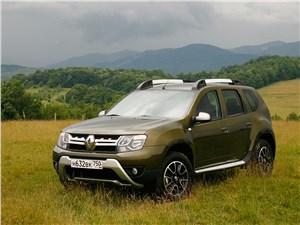 Renault Duster - renault duster 2015 кузнечик