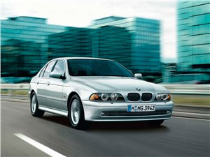 Признанные авторитеты (Audi A6, BMW 5 Series, Mercedes-Benz E-Klasse) 5 series