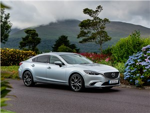 Mazda 6 - mazda 6 2016 на изумрудном острове