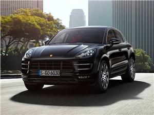 Porsche отзывает почти 3 тысячи кроссоверов Macan