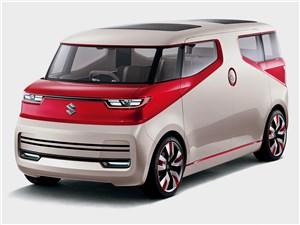 Suzuki Air Triser concept 2015 Коробчонка