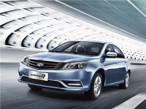 Geely Emgrand EC7 <br />(седан 4-дв.)