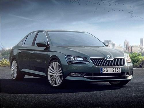 Skoda отзывает более 600 автомобилей в России