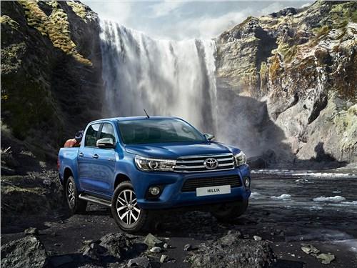 Toyota HiLux - toyota hilux 2016 бес в ребро?