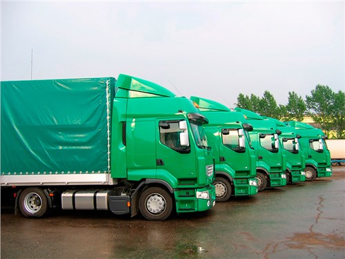 Парк грузовых автомобилей в России за 2015 год вырос до 3,13 млн