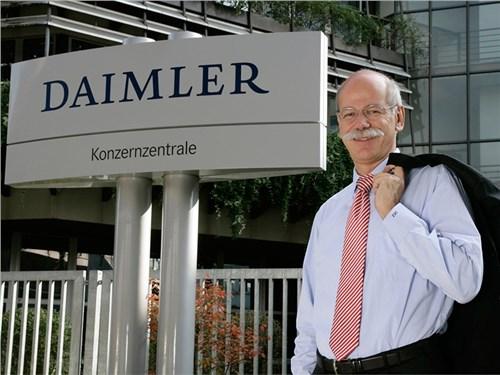 Глава Daimler оценил успехи Google и Apple в области разработки беспилотных автомобилей
