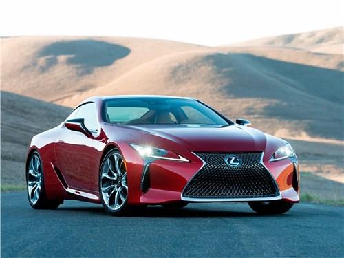Lexus LC (купе)