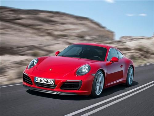 Porsche 911 Carrera S - porsche 911 carrera s 2016 лекарство от старости