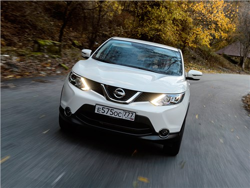 Nissan Qashqai - nissan qashqai 2014 лучше чем в англии