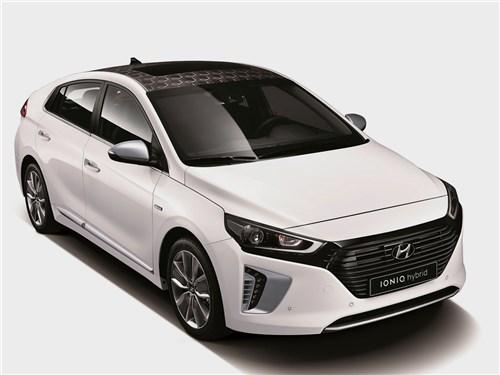 Hyundai Ioniq 2016 Экологичность по-корейски