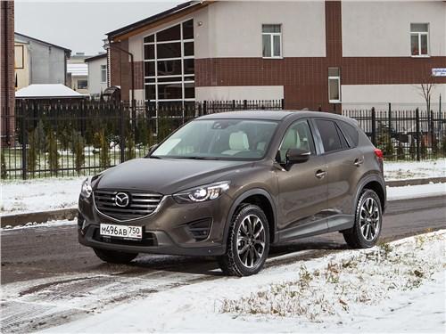 Mazda CX-5 - mazda cx-5 2015 большая медведица