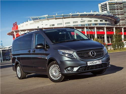 Mercedes-Benz Vito - mercedes-benz vito tourer 2015 профи