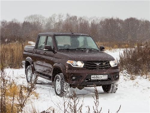УАЗ Pickup - uaz pickup 2014 мужской разговор