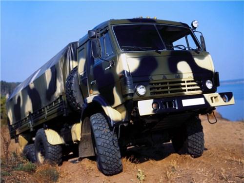 Министерство внутренних дел закупает КамАЗы для отдыха на 126 миллионов рублей