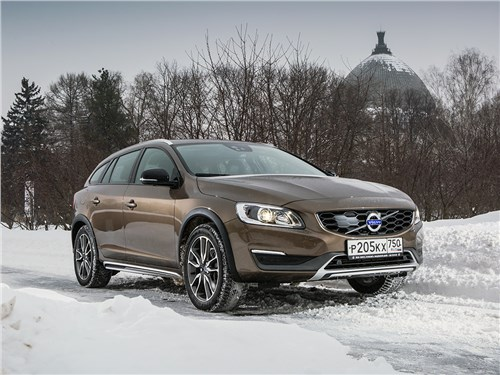 Volvo V60 Cross Country - volvo v60 cross country 2015 телохранитель