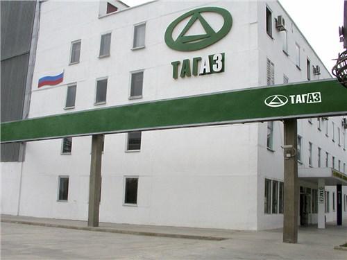 ТагАЗ распродаёт автомобили и оборудование
