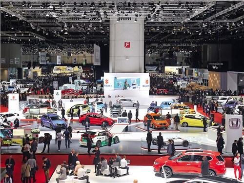 Автосалон в Женеве 2016. Старушка ожила