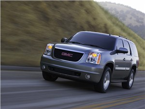 Сухопутные дредноуты (Chevrolet Tahoe, GMC Yukon, Cadillac Escalade, Ford Expedition, Lincoln Navigator) Yukon