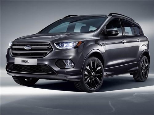 Ford Kuga (универсал 5-дв.)